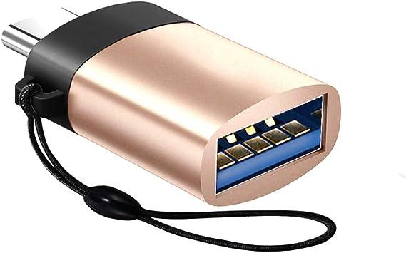 Amazon.com: ETbotu Adaptador USB C tipo C adaptador USB 3.0 ...
