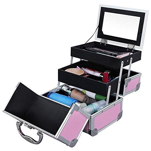 Fashion Cosmetic Organizer Storage Drawers