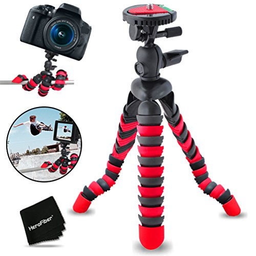 12-inch-flexible-tripod-with-quick-release-plate-for-canon-eos-rebel-t6i-t6s-t5i-t5-t4i-t3i-t3-t2i-s