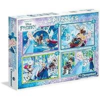 Clementoni Puzzle 4In1 Frozen