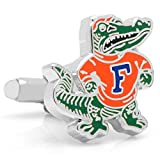 Vintage University of Florida Cufflinks Novelty 1 x 1in