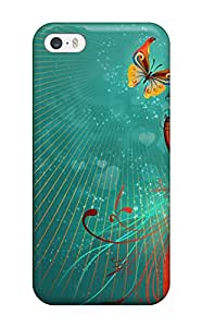 New Diy Design Love Heart Hdtv 1080p For Iphone 5/5s Cases Comfortable For Lovers And Friends For Christmas Gifts