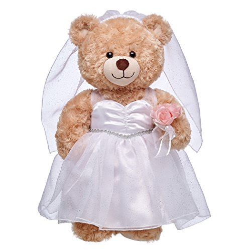 build a bear wedding dress - 1
