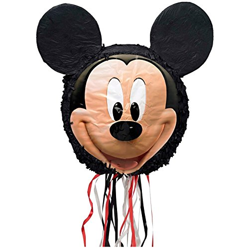 Disney Mickey Mouse 3D Pull-String Pinata -