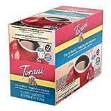 Torani Coffee K-Cups, Italian Roast, 4 Pack (4x24 Count) 96 total servings