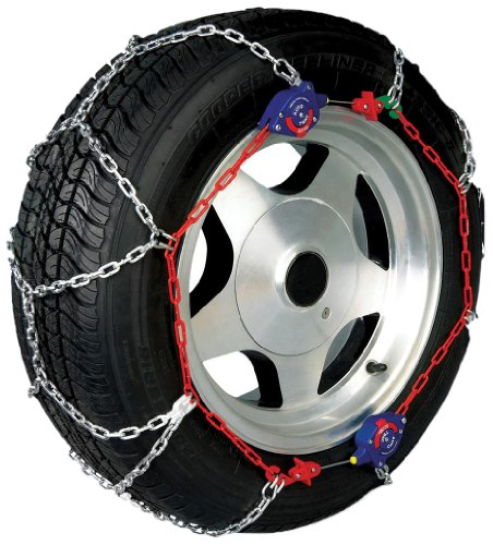 Peerless Tire Chains (Peerless 0155505 Auto-Trac Tire Traction Chain - Set of 2)