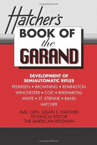 Book of the Garand by Julian S. Hatcher - Mall Shopping Canton