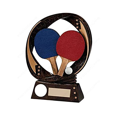 tecnocoppe Trofeo premiazione Ping Pong Tenis Mesa H 13,00 cm ...