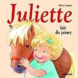 Juliette fait du poney