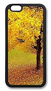 Autumn Tree Stylish iPhone 6 Case TPU Back Cover disturbing Case in for Apple Saudi iPhone 6 4.7inch Black Stories...