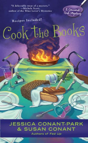 Cook the Books (Gourmet Girl Mystery)