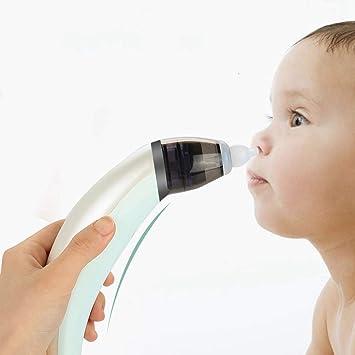 Aspirador nasal, Aspirador nasal para bebés, Limpiador de nariz ...
