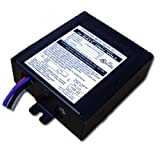 Hatch MC70-1-F-UNNU - 70 Watt - 120/277 Volt - Electronic Metal Halide Ballast - ANSI M98/M139/M143 - Side Leads With Mounting Feet