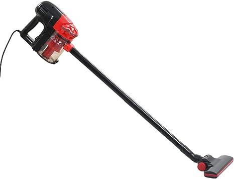 vidaXL Aspiradora de Mano Multiciclónica 2 en 1 Limpieza del Hogar Electrodomésticos Económica Fiable Práctica Potente Diseño Ligero Útil Rojo 500W: Amazon.es: Hogar