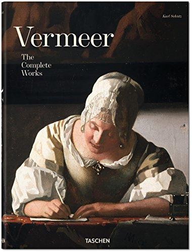 Vermeer: The Complete Works XL from Schutz Karl