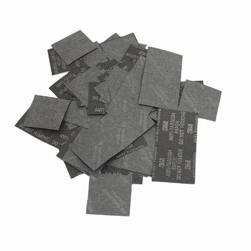 3M Anti-Tarnish Sterling Silver Jewelry Flatware Silverware