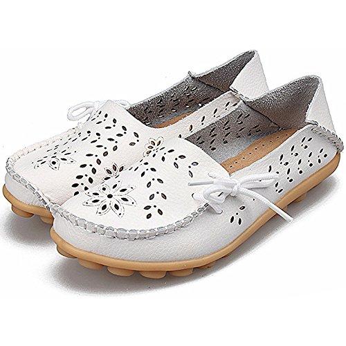 DULEE - Sandalias deportivas de Piel para mujer color 1