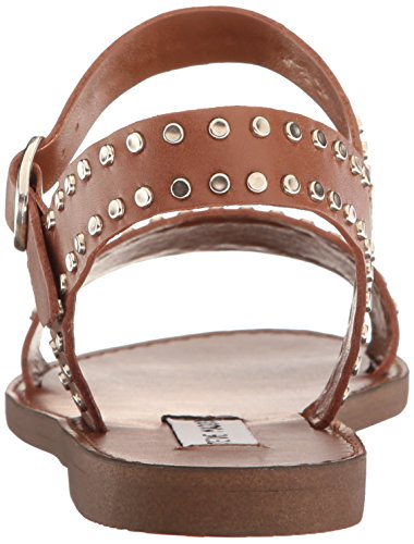 Women's Donddi Steve Tan Sandal Madden Leather BaOPn1w5xq