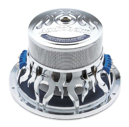 Audiobahn 10-Inch 1000 Watts Car Audio Subwoofer (Audiobahn Surround Speakers)