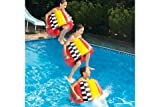 Swimline 90460 1-Pack CannonBall Inflatable Jump Ring