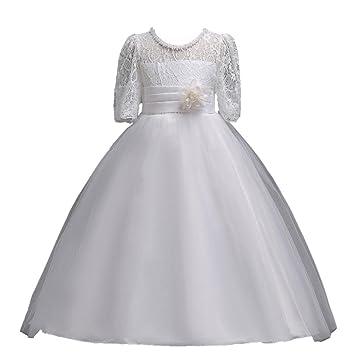 Vestido de fiesta para niña Vestido de boda del partido del vestido de tul del tutú