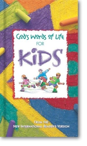 God's Words of Life for Kids: from the New International Version pdf