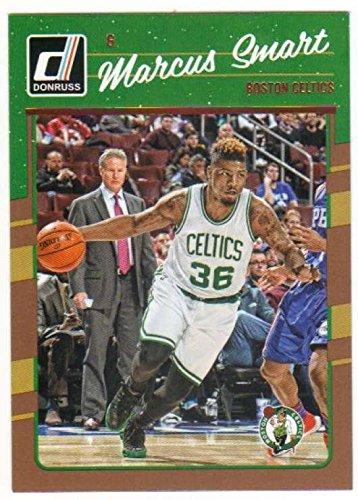 2016-17 Panini Donruss Basketball #23 Marcus Smart Celtics