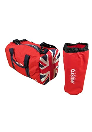 11fe9ac60ae Musto Small Carryall GBR Red: Amazon.co.uk: Sports & Outdoors