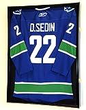 Hockey Jersey Display Case Cab