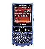 Verizon Saga 2MP QWERTY Windows Mobile 6.1 Smart Phone (blue)