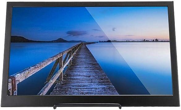 Kafuty 15,6 Pulgadas [Diagonal] Pantalla Ultrafina Pantalla IPS Pantalla Full HD 1080P Monitor portátil Doble Mini Entrada HDMI para Uso múltiple: Amazon.es: Electrónica