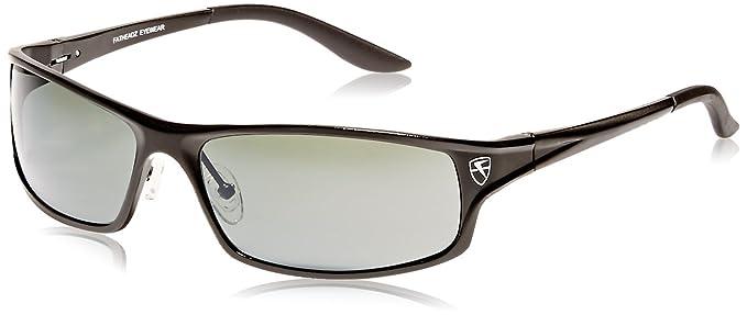 11bd001d5a Amazon.com  Fatheadz Eyewear Men s Knuckleduster Polarized Wrap ...