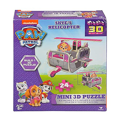 Paw Patrol 3D Skyes Helicopter Mini -