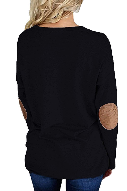 Amazon.com: Akihoo - Camiseta de verano para mujer, sin ...