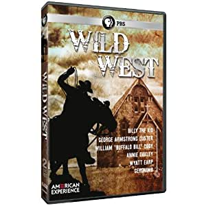 Wild West : (the real stories of Billy The Kid, Custer's Last Stand, Buffalo Bill, Annie Oakley, Wyatt Earp, Geronimo) [DVD] [UK Version] [Reino Unido]