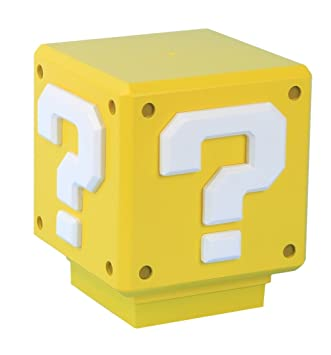 Paladone Products Ltd Nintendo Super Mario Brothers Mini Question