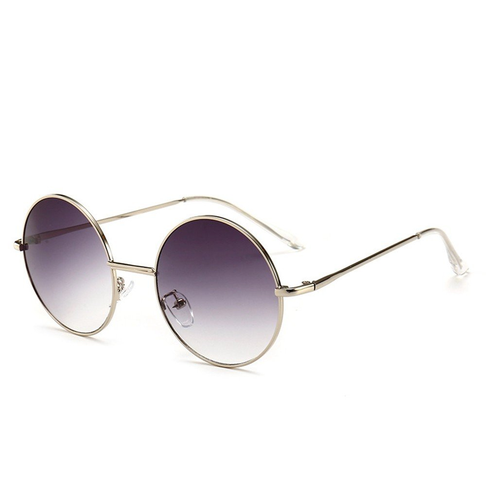 Shop 6 Gafas de sol Gafas de sol circulares lentes de ...