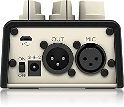 TC Helicon Critcal Mass Vocal Stompbox for Large Group Sound Effects