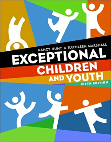 Amazon exceptional children and youth ebook nancy hunt exceptional children and youth 5th edition kindle edition fandeluxe Gallery