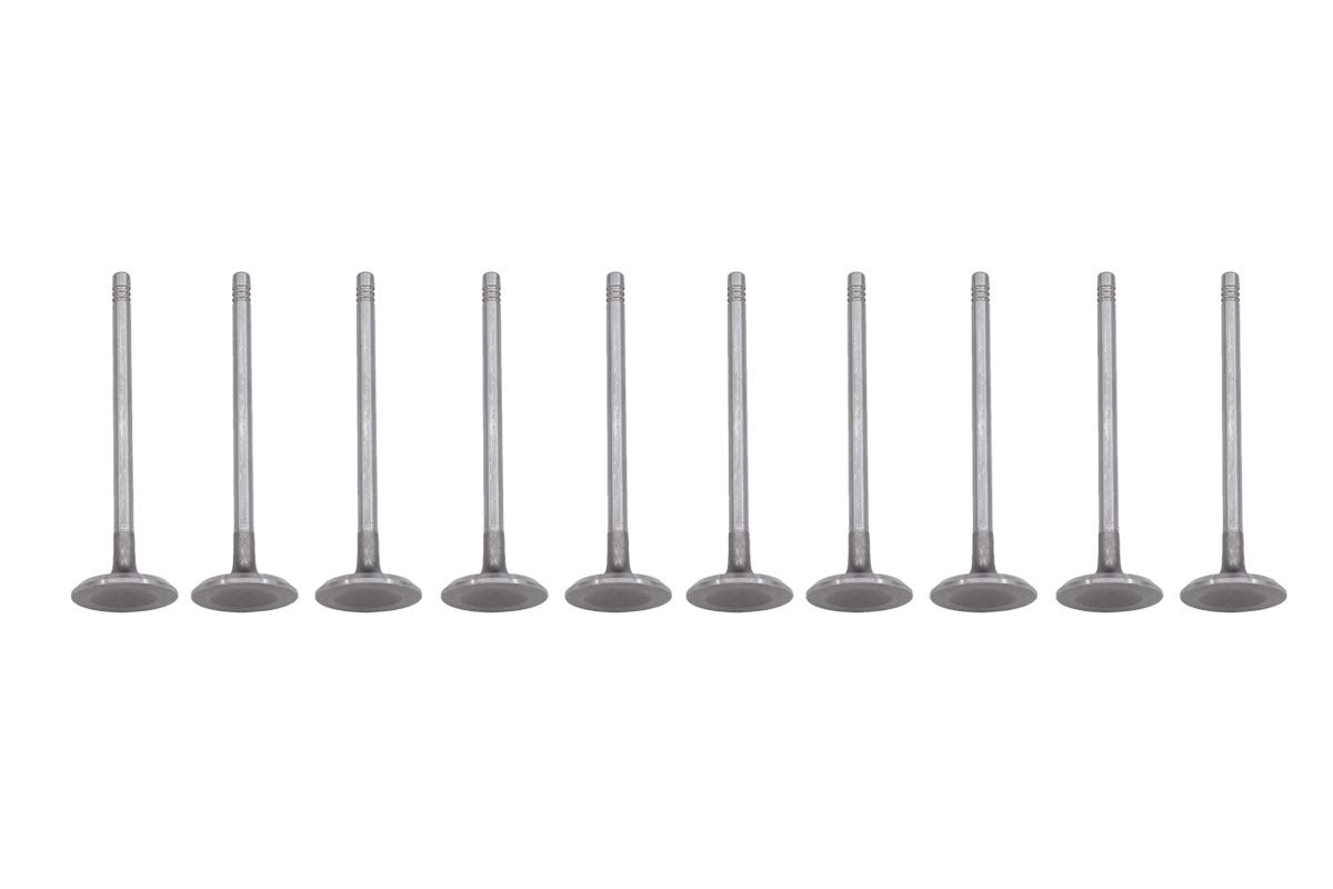 NewYall Pack of 10 Engine Intake Valves Intervalve 94546o7