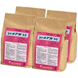 ムカデ・ヤスデ駆除用殺虫剤 シャットアウトSE 1ケース(3kg×4袋)