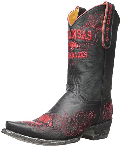 25 4 Gameday Razorbacks NCAA Damen Stiefel nbsp;cm Arkansas atqTaOwE