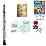 RS Berkeley ob402 Artist Series Oboe with case & Bonus RSB MEGA PACK w/Accent in achievement Book