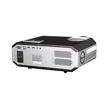KAR LED Proyector De Cine En Casa Proyector De Vídeo Digital ...
