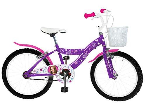 20' Zoll Disney Violetta Kinder Mädchen Kinderfahrrad Fahrrad Mädchenfahrrad NEU