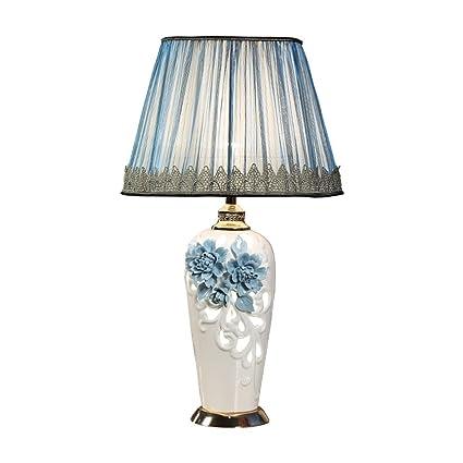 Lámparas LED Decoradas con Flores, adecuadas para mesas de ...