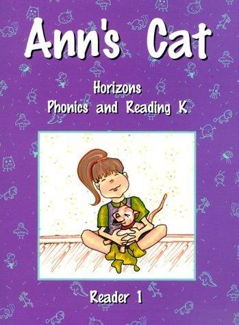 Horizons Phonics & Reading (Horizons Phonics & Reading Kindergarten) (2000-04-03)