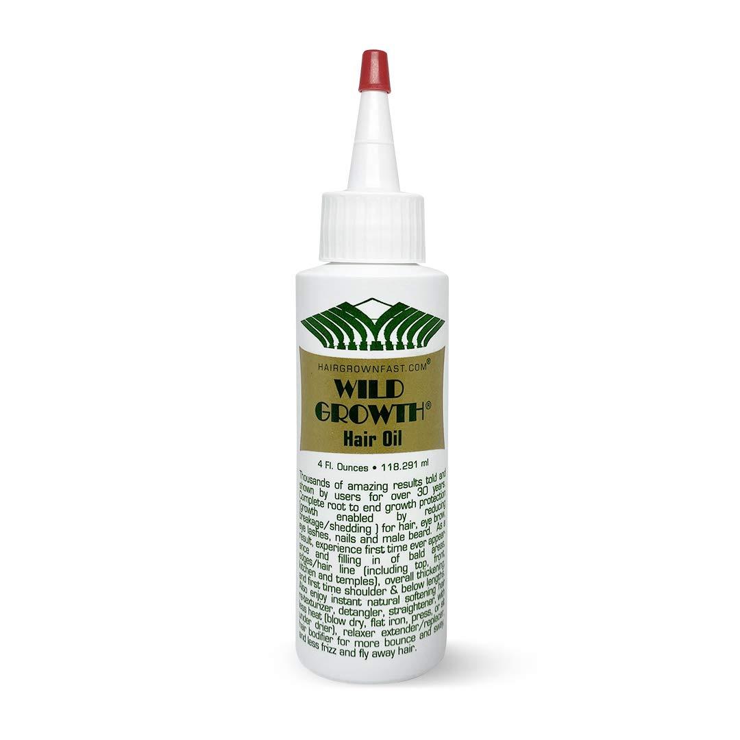 Wild Growth Hair Oil Reviews