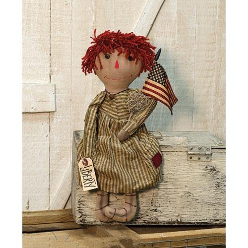 Heart of America Liberty Annie Doll