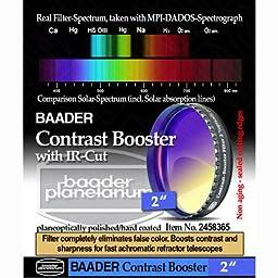 Baader Planetarium Contrast Booster Telescope Filter 2\